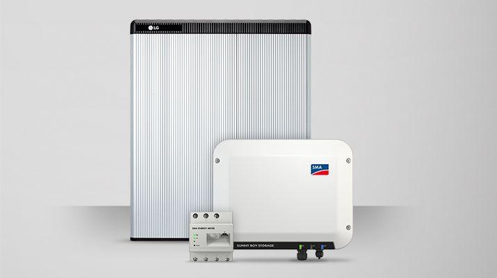 80% besparen op je elektriciteitsfactuur dankzij opslagoplossingen van SMA  en LG Chem   SMA Solar